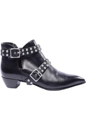 Marc Jacobs Women Ankle Boots - Leather Ankle Boots