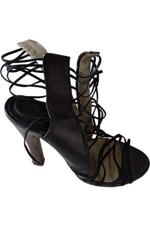 Ixos Suede Sandals