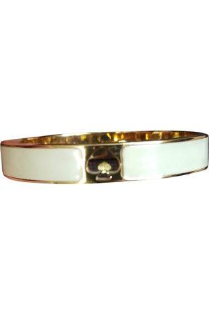 Kate Spade Ecru Gold plated Bracelets