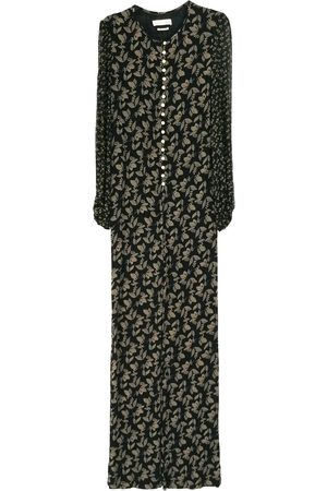 Isabel Marant Silk jumpsuit