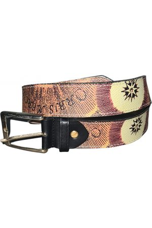 Gattinoni Multicolour Leather Belts
