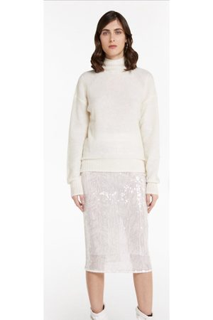 Patrizia Pepe Sequin skirt