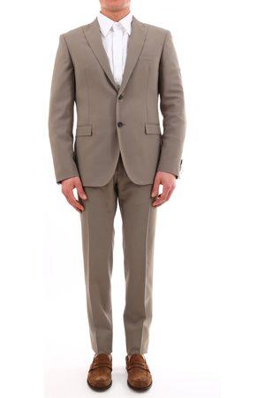 Tonello Men Suits - Suit in stetch wool