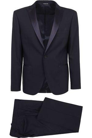 Tonello Men Suits - MEN'S 01AI203K2747603 COTTON SUIT