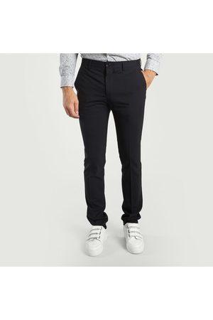 Paul Smith Men Formal Pants - Suit Trousers Navy