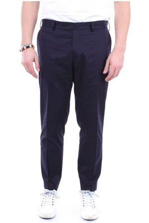 Messagerie Men Jeans - MEN'S 033469T09323BLU OTHER MATERIALS PANTS