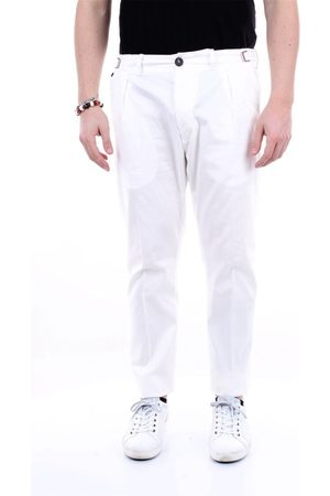 Messagerie MEN'S 034502T09323BIANCO OTHER MATERIALS PANTS