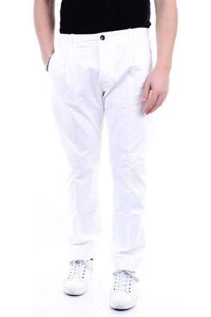 Nine In The Morning Men Jeans - MEN'S FL36FOLDBIANCO COTTON PANTS