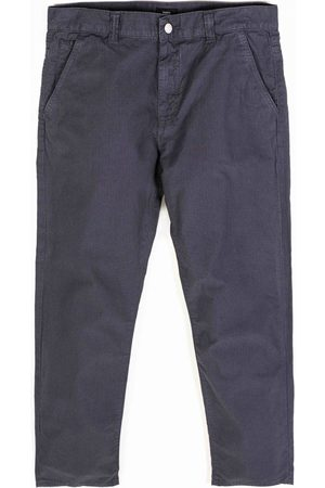 Edwin Jeans Universe Cropped Pant - Ebony