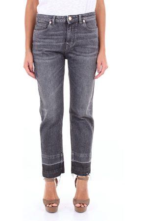 PT05 Women Boyfriend Jeans - Jeans boyfriend Women Dark