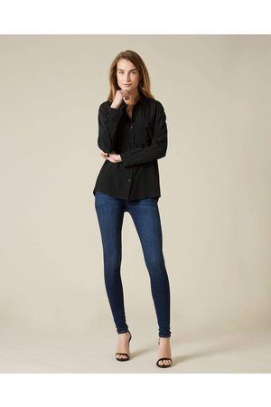 7 for all Mankind Women High Waisted - HIGH WAIST SKINNY IN STARLIGHT SLIM ILLUSION