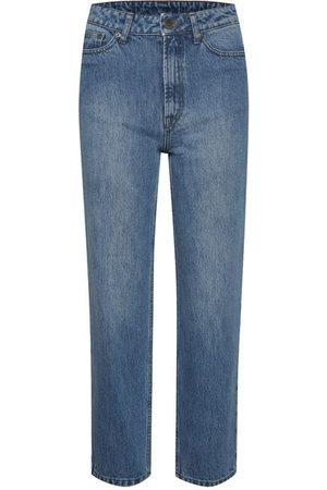 Gestuz Women Straight - DacyGZ HW Straight jeans Medium