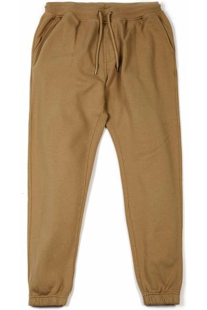 Colorful Standard Men Sweats - Classic Organic Sweatpants - Desert Khaki Colour: Desert Khaki