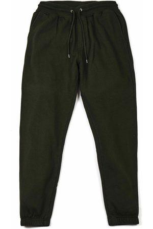 Colorful Standard Men Sweats - Classic Organic Sweatpants - Hunter Medium, Colour: Hunter