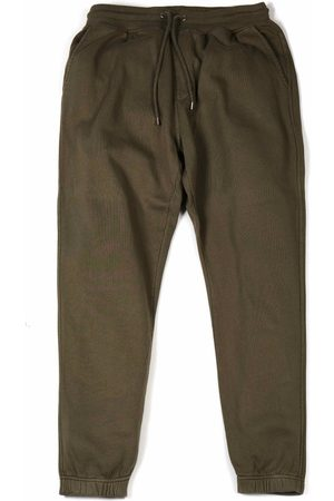Colorful Standard Classic Organic Sweatpants - Dusty Olive Colour: Dusty Olive