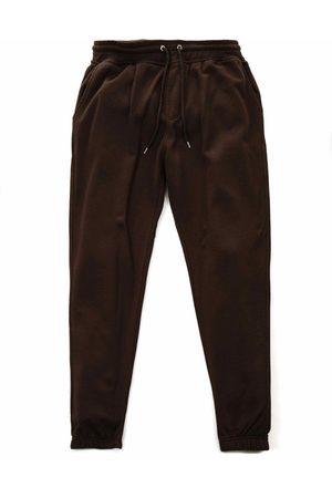 Colorful Standard Classic Organic Sweatpants - Coffee Colour: Coffee