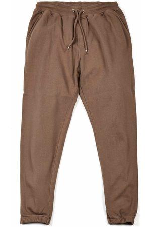Colorful Standard Men Sweats - Classic Organic Sweatpants - Warm Taupe Colour: Warm Taupe
