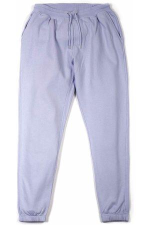 Colorful Standard Classic Organic Sweatpants - Soft Lavender Large, Colour:
