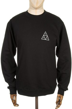Huf Triple Triangle Sweatshirt - Medium, Colour: