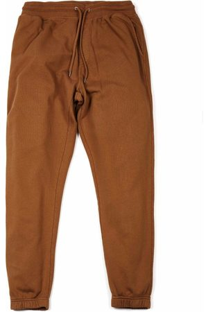Colorful Standard Classic Organic Sweatpants - Sahara Camel Colour: Sahara Camel