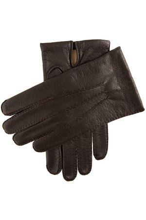 Dents Men Gloves - Kent Imitation Peccary Leather Gloves