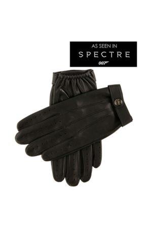 Dents Fleming James Bond Spectre Leather Driving Gloves