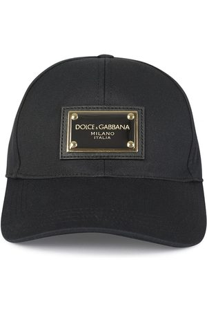 Dolce & Gabbana VINTAGE PLAQUE CAP