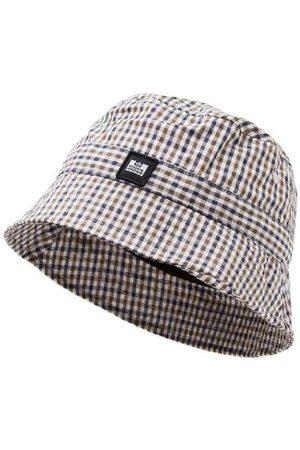 Weekend Offender Queensland Bucket Hat - Check