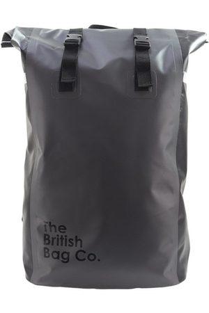 The British Bag Company British Bag Drybag Rucksack 30L in Charcoal
