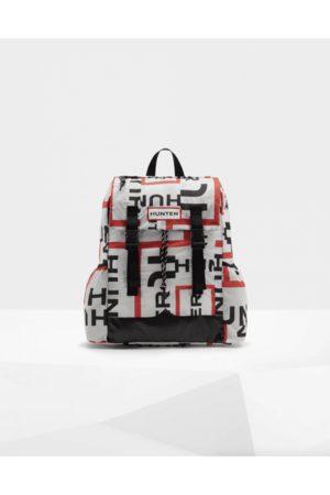 Hunter Original Ripstop Packable Backpack - Mens - Grey Colour: Multi
