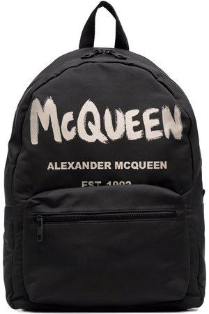 Alexander McQueen MEN'S 6464571AABW1073 POLYURETHANE BACKPACK