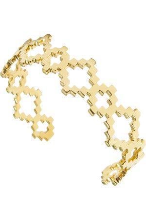 Jewel Tree London Women Bracelets - Baori Signature Cuff Bracelet