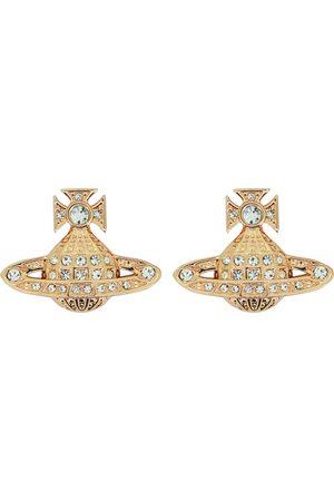 Vivienne Westwood Minnie Bas Relief Earrings
