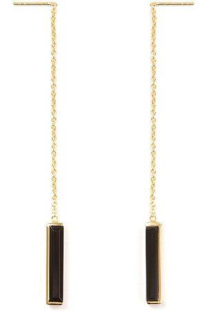 Jewel Tree London Urban Chain Earrings
