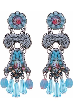 AYALA BAR Classic Turquoise Horizon Earrings