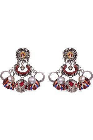 AYALA BAR Hip Indian Guilande Earrings