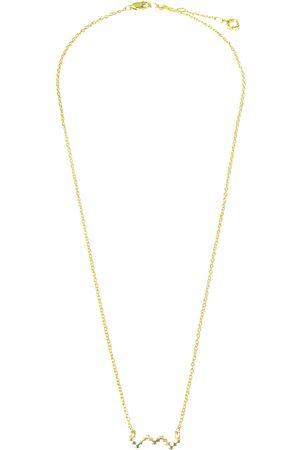 Jewel Tree London Baori Silhouette Necklace