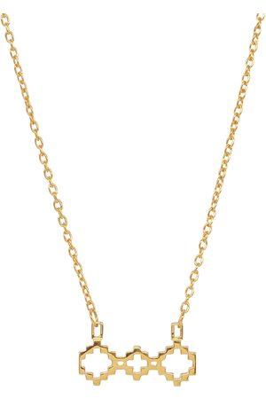 Jewel Tree London Baori Trinity Silhouette Necklace