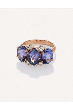 IRENE NEUWIRTH JEWELRY Gemmy Gem Tanzanite Ring