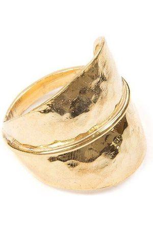 Jewel Tree London Women Rings - Forest Leaf Ring