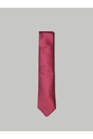Eton Tie 100% Silk Herringbone