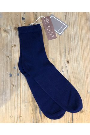 Brodie Cashmere Biscuit Cashmere Liberty Bed Socks