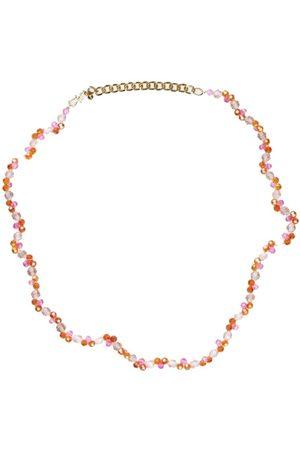 STINE GOYA Women Necklaces - Twister Necklace - Rose