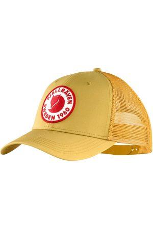 Fjällräven Fjallraven 1960 Logo Langtradarkeps Cap - Ochre Colour: Ochre