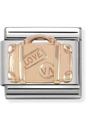 Nomination Italy Nomination Composable Classic Rose Gold Suitcase Link