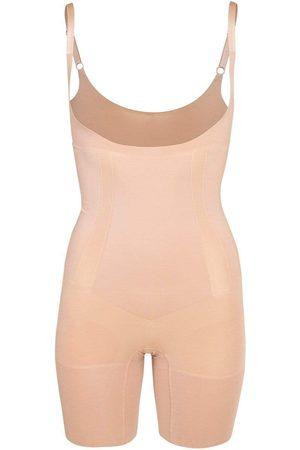 Spanx Women Lingerie Bodies - OnCore Open Bust Mid-Thigh Bodysuit