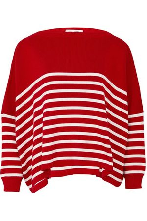 VALENTINO Stripped jumper