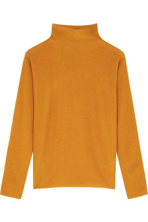 Vince Women Turtlenecks - Wool and cashmere-blend jumper