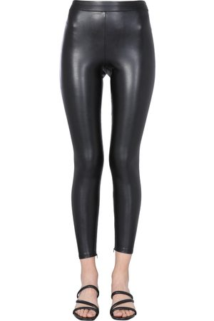 Michael Kors Faux leather leggings