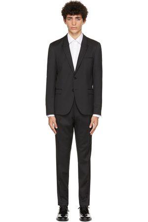 HUGO BOSS Black Slim-Fit Suit
